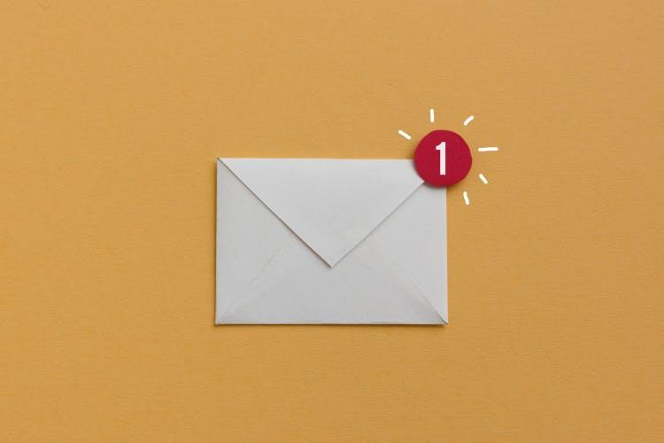 Letter, internet