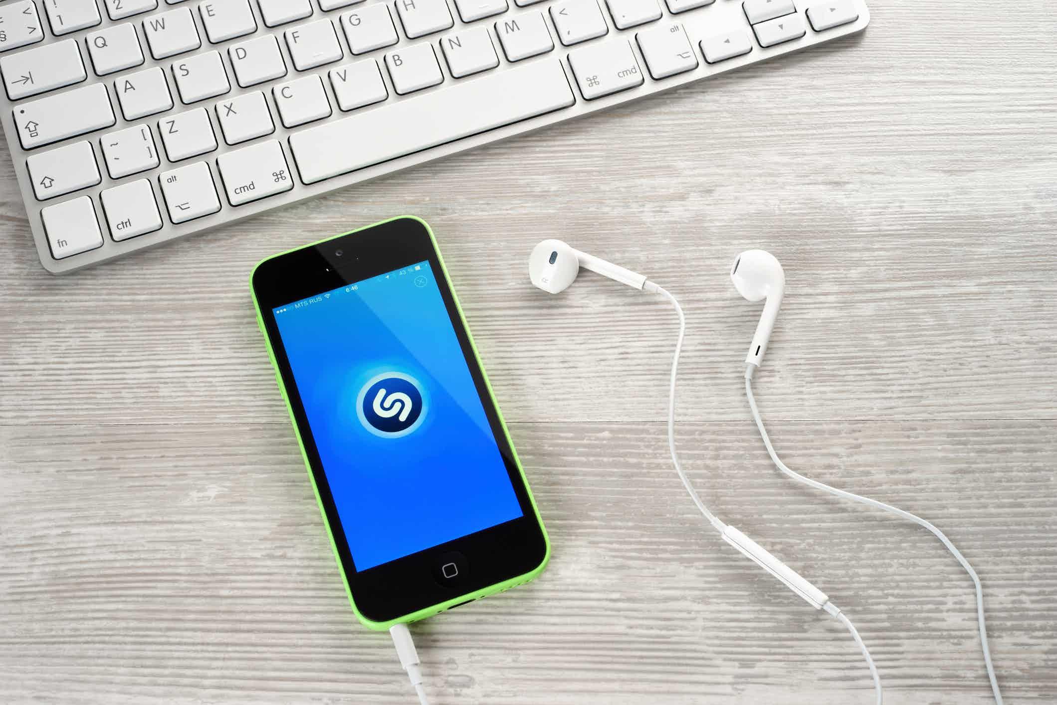 Shazam-apple deal