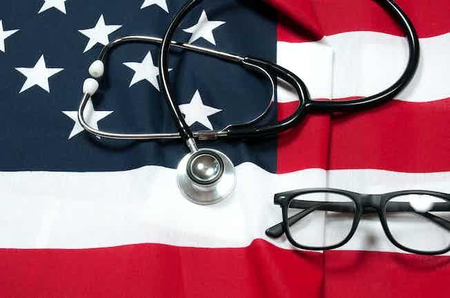 Stethoscope, doctor, health