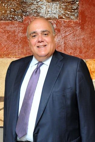 IBA president Horacio Bernardes Neto
