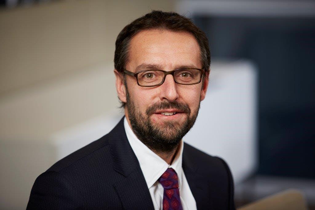 Simon Courie, EV Network