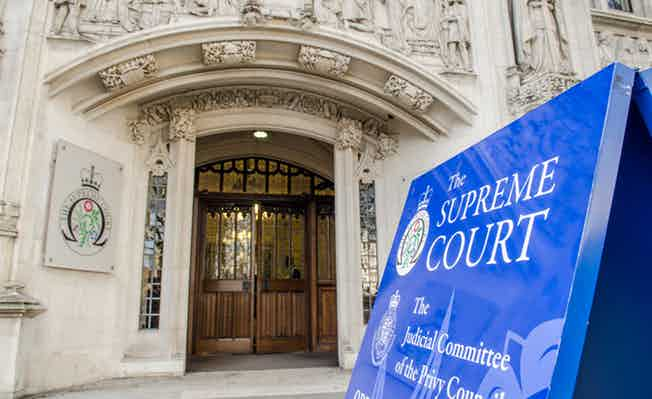 Supreme Court London
