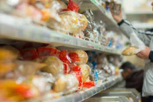 bread supermarket