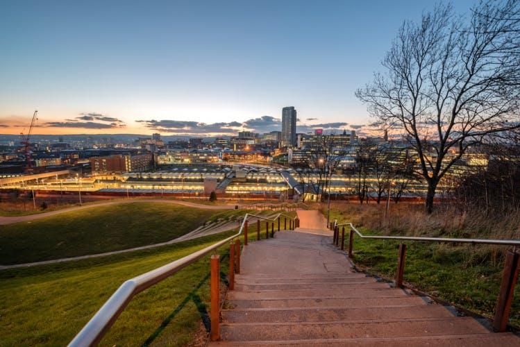 Sheffield, Yorkshire