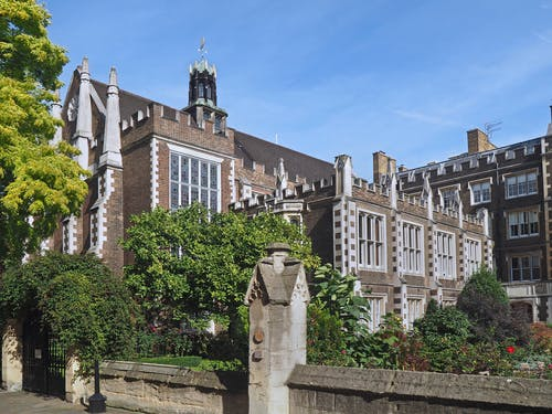 Inner Temple Hall Court