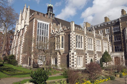 Middle Temple, Inns of Court