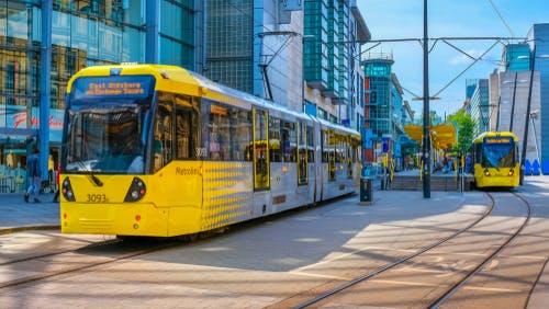 Manchester transport